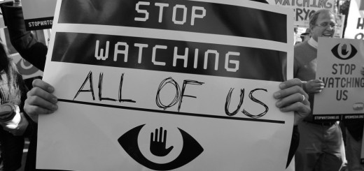 stop watching us all (Bild: Elvert Barnes [CC BY-SA 2.0], via Flickr)