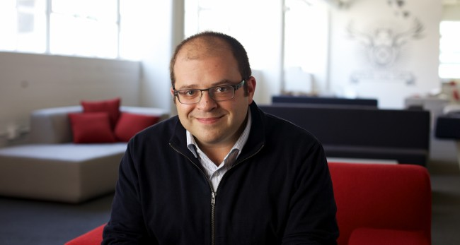 Jeff Lawson is launching Twilio also in Germany