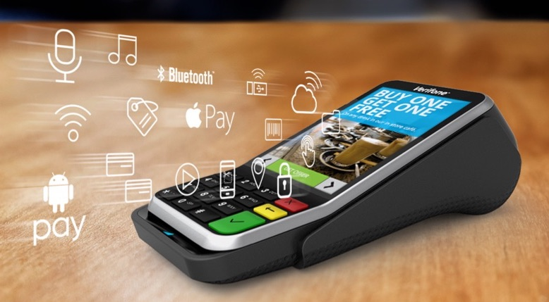 Payment terminal apps (Image: Alexshorter [CC BY-SA 4.0], from Wikimedia Commons)